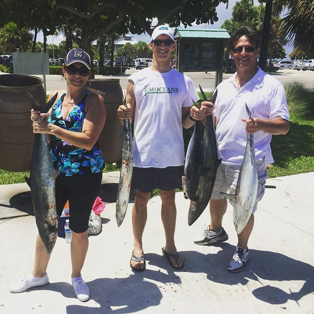 family fishing charter west palm beach florida