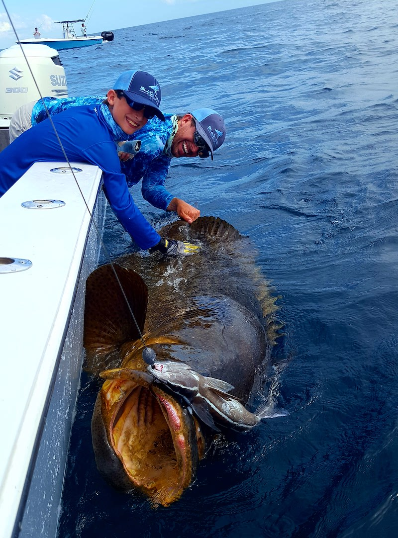 slob city charters goliath grouper